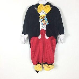 Disney Junior Mickey Roadster Racers Costumes 3-6m